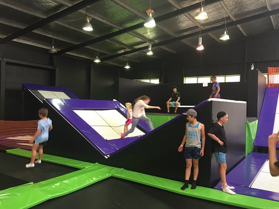 Flip Out Trampoline Arena Hawke's Bay