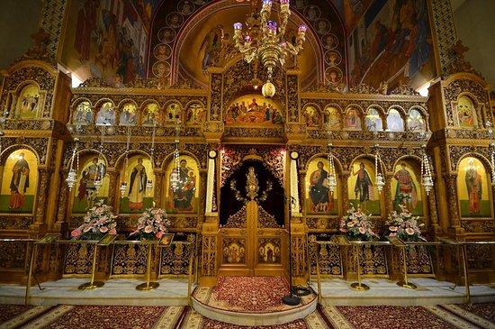 Saint Barbaras Holy Temple