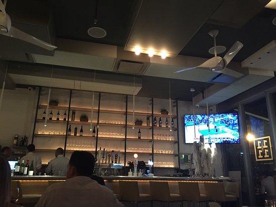 Barra - Picture of 1111 Peruvian Bistro, Miami - TripAdvisor