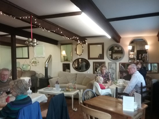 Timsbury, UK: another part of the restaurant