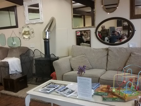 Timsbury, UK: comfortable seat