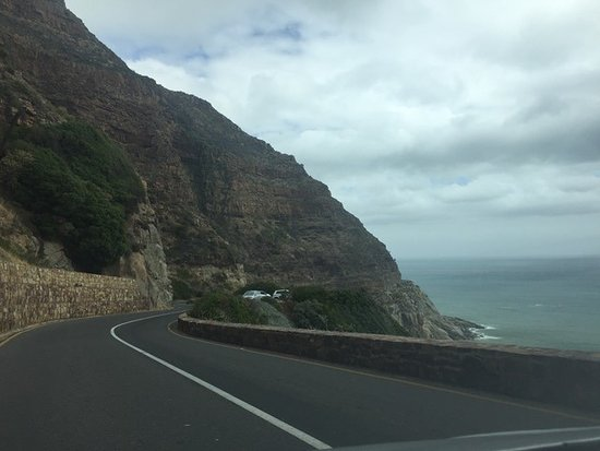 Cabo Occidental, Sudáfrica: Chapman's Peak Drive
