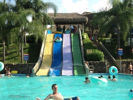 Aguas de Sao Pedro, SP: 1 das 11 piscinas