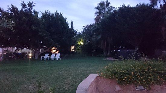 Hotel Agua Beach: solarium