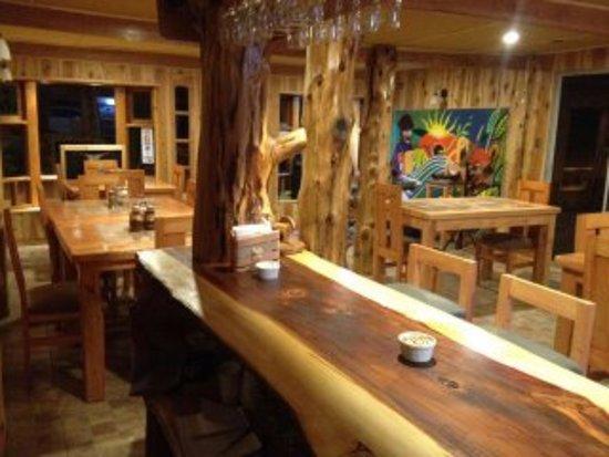 Futaleufu, Chile: Bar