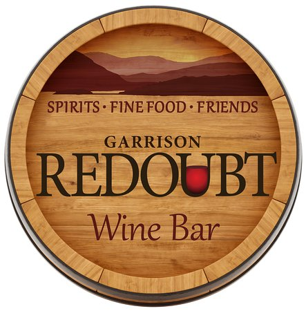 Garrison, NY: Redoubt Wine Bar Logo