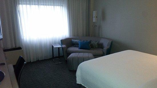 Courtyard Dallas Addison/Quorum Drive: room #623