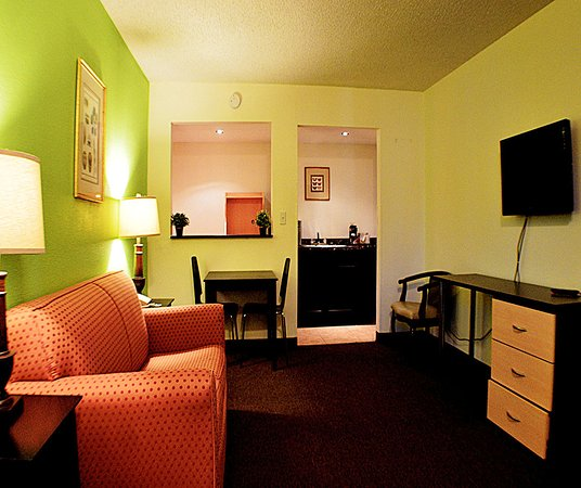 Roomba Inn Suites Orlando