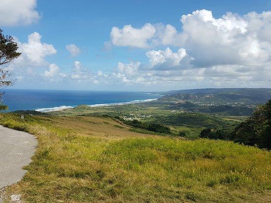 Saint Andrew Parish, Barbados: Cherry Tree Hill