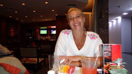 La pampa at the sheraton mar del plata fotos y for Alejandra s mexican cuisine