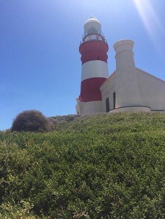 The Lighthouse - Cape Agulhas