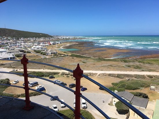 Cape Agulhas, แอฟริกาใต้: Blick vom Leuchtturm