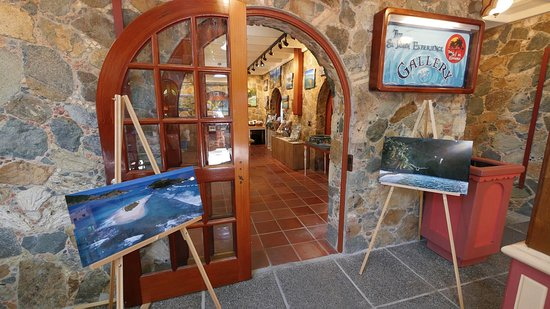 St. John Experience Gallery