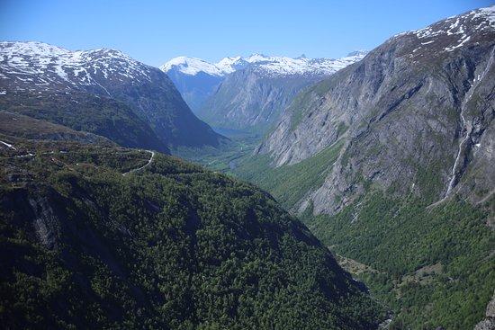 More og Romsdal, Norway: Aursjovegen