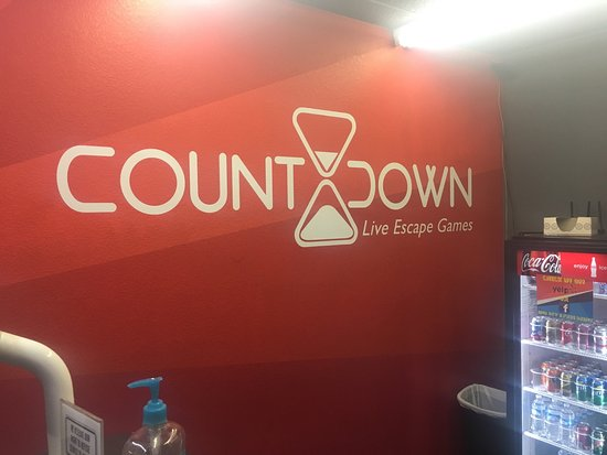 Countdown Live Escape Games