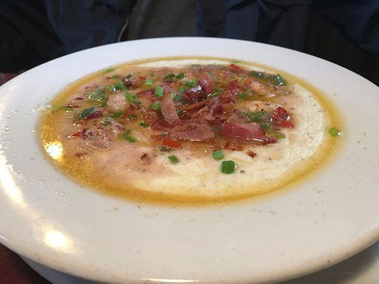 Acworth, GA: Shrimp & Grits