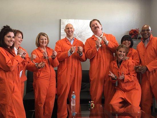 Prison Break Escape Room Picture Of Escape Countdown