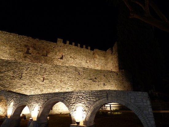 Περιοχή Άρτας, Ελλάδα: The Castle of Arta Night