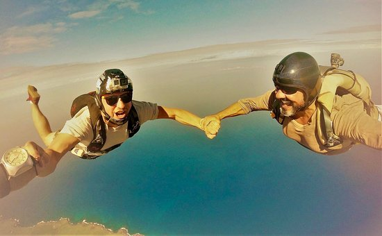 Hawi, HI: Big Island Gravity! Most beautiful place to skydive on earth!
