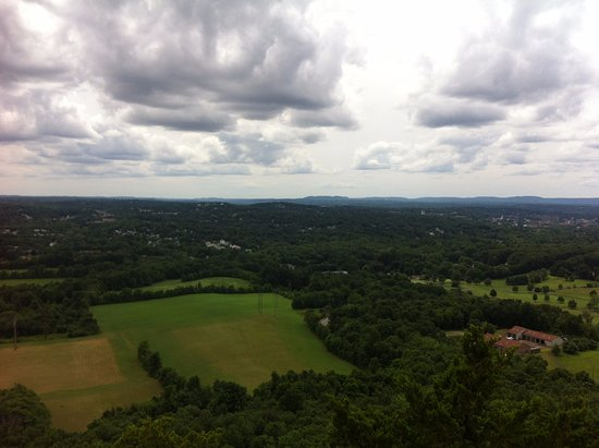 Meriden, CT: View from Chauncey Peak