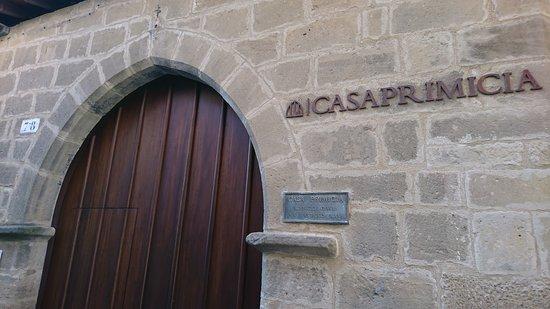 Laguardia, Spain: entrada