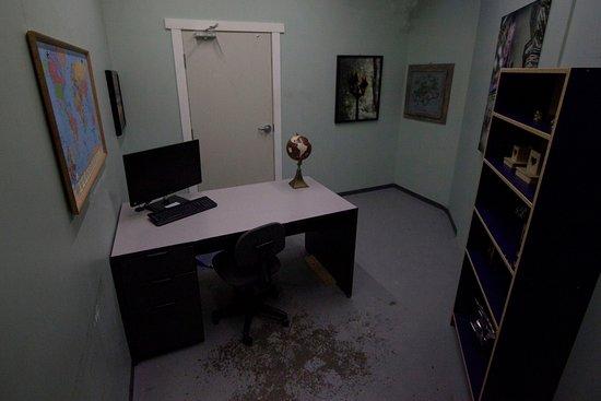 Richmond, Canada: A regular office...