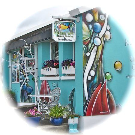The Glass Craft Studio, Spiddal Craft Village, Spiddal, Co.Galway