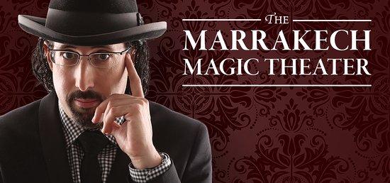 Marrakech Magic Theater starring Jay Alexander. An amazing evening of Magic, Mentalism and Fun.