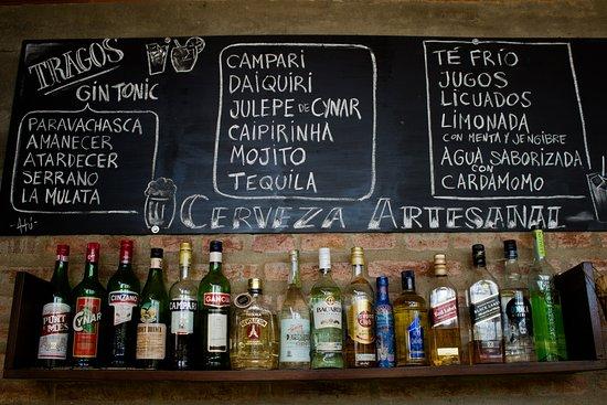 La Bolsa, Argentina: No dejes de probar nuestros cocktails.