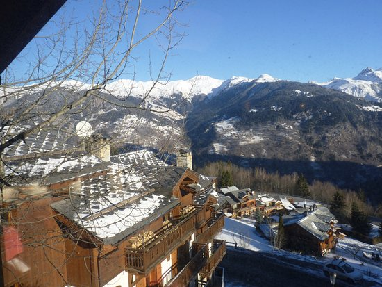 Chalet Perdrix Blanches