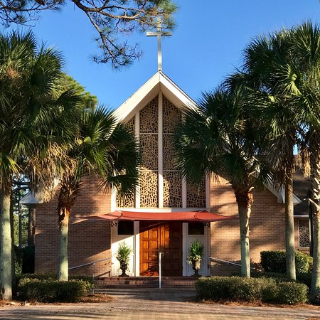 Port Saint Joe, FL: St Joseph Church facade