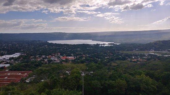Masaya, Nicaragua: Vista desde la fortaleza