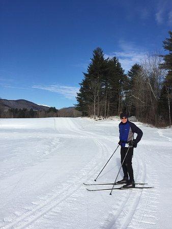 Jackson, NH : Beautiful two days of skiing!