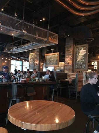 Oldsmar, Flórida: at the bar