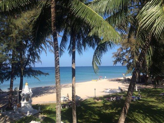 Dusit Thani Laguna Phuket: View from the balcony