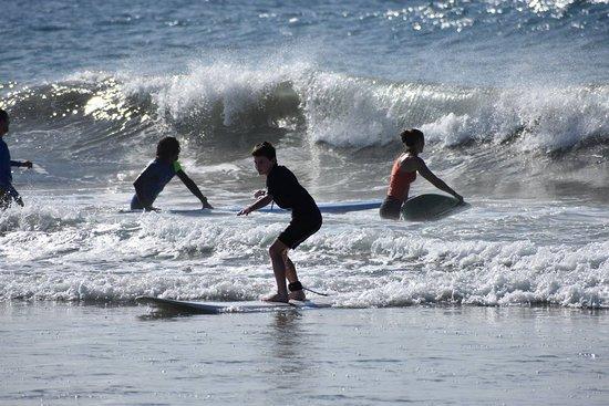 Mario Surf School: So much fun!