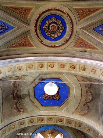 Castel del Piano, Italia: volta
