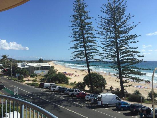 Coolum Beach-billede