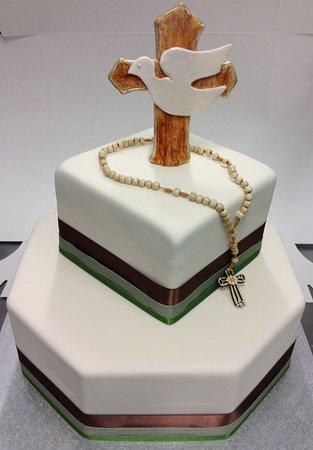 Casula, Austrália: Religous cakes