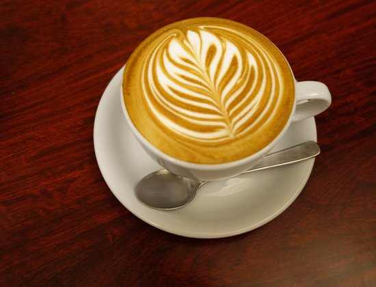 Fitzroy, Australië: Kick start your morning with 100% Arabica Beans