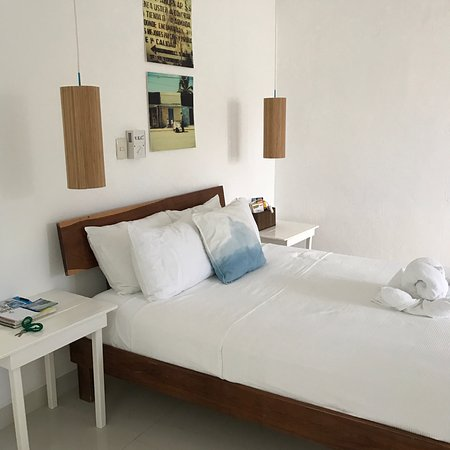 Casa el Pio: Beautiful clean simple rooms..