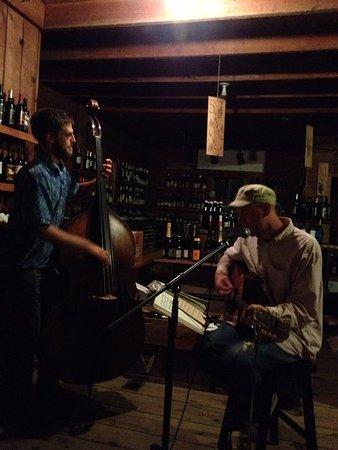 Summertime Jazz at The Blue Hill Wine Shop