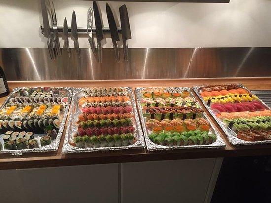 sushi es amor