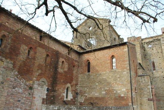 Кьюсдино, Италия: abbazia