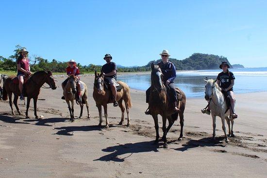 Πλάγια Σαμάρα, Κόστα Ρίκα: Playa Buena Vista