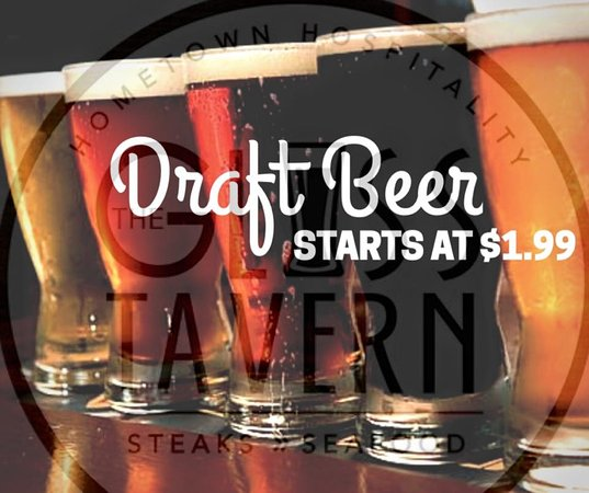 Schenectady, Νέα Υόρκη: Draft Beer starts at $1.99