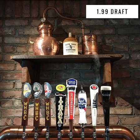 Schenectady, Estado de Nueva York: Draft Taps