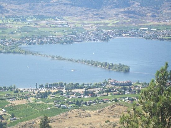 Osoyoos, Canada: Anarchist Mountain Lookout