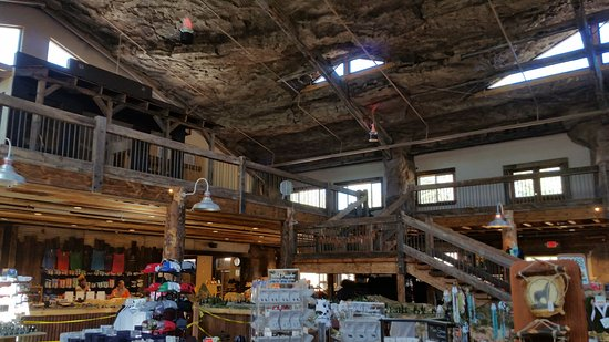 Williams, AZ: This is inside the big shop that is being renovated
