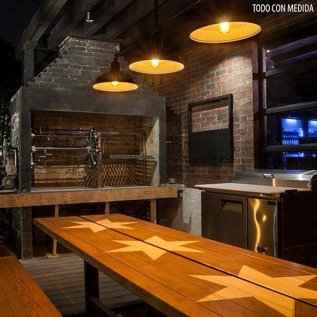 San Pedro Garza Garcia, Messico: Our pub from inside